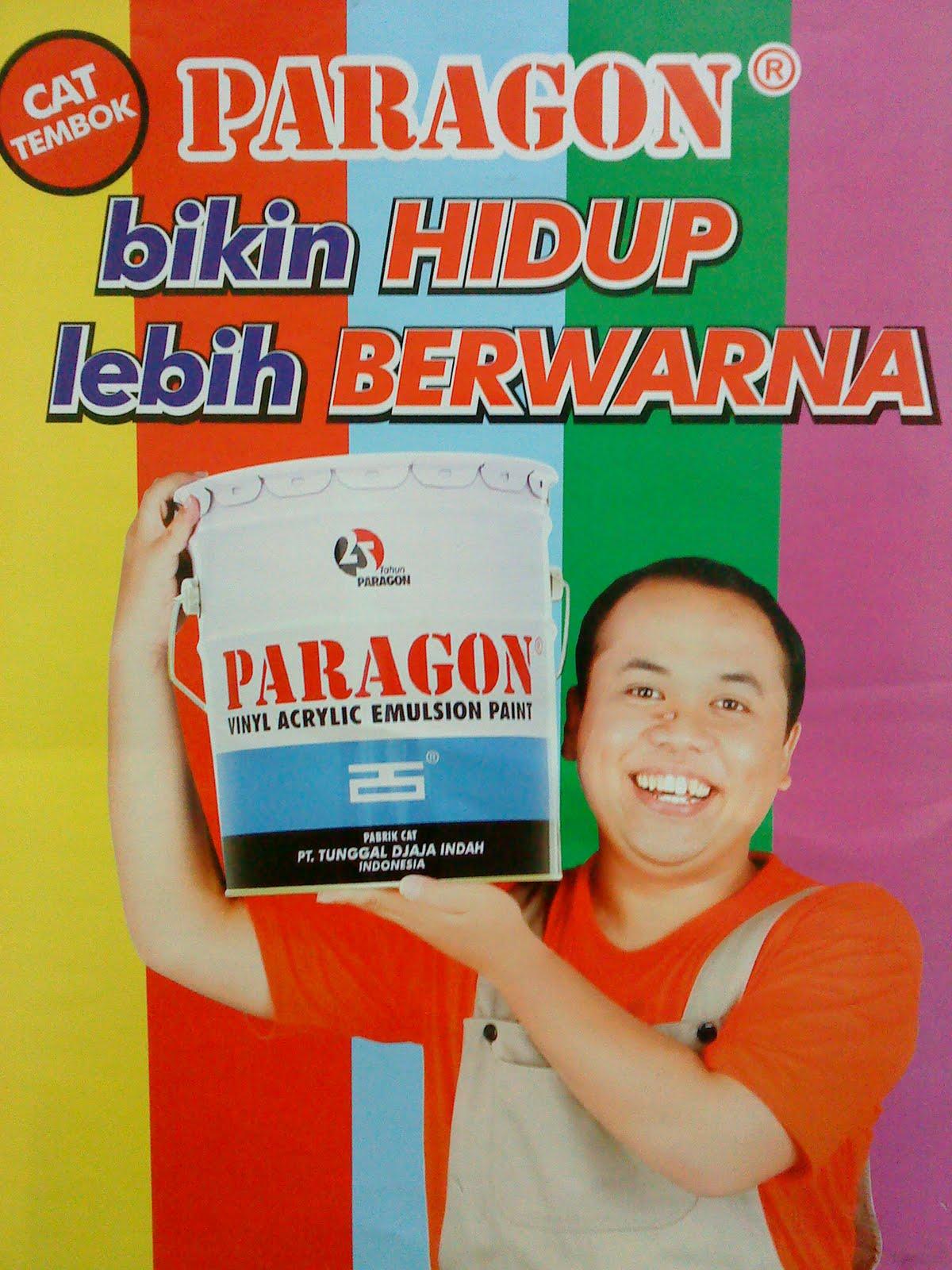 Cat Paragon adalah cat tembok yang berkulitas tinggi dengan harga yang ...