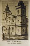 Antiga Matriz de São Gonçalo de Sapucaí , MG