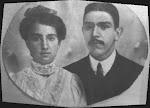 Albertina Leite e Otávio Gomes Porto