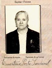 Ernestina Porto Sandoval