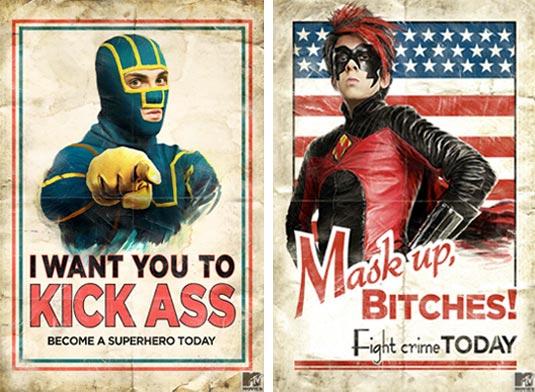 funny superhero names. As any good superhero would,