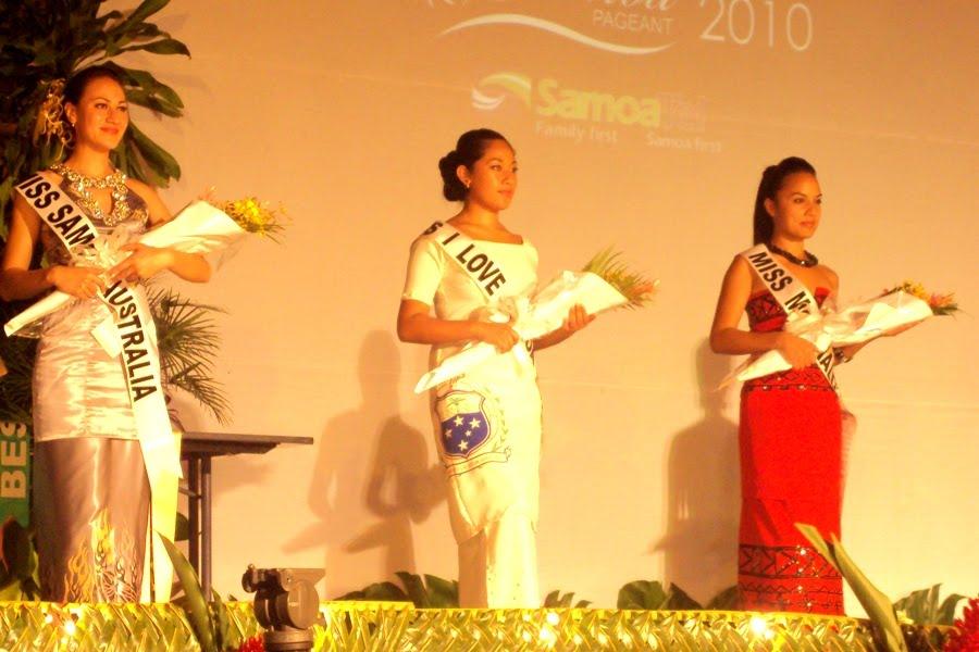 Miss Samoa Puletasi