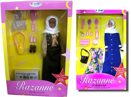 Barbie's Muslim cousin