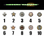 Modern Warfare 2 Prestiges
