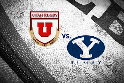 2010 Utah Rugby College Showdown: BYU vs. Utah