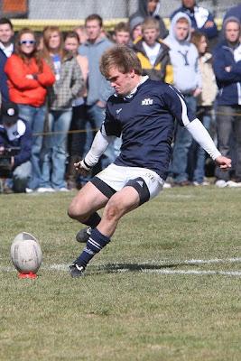 Shaun Davies: BYU Rugby Forever's Match MVP