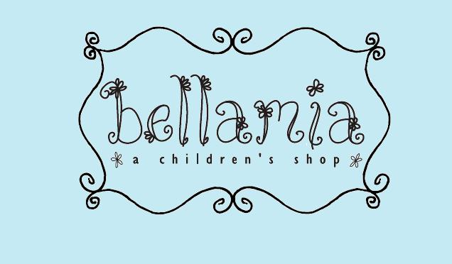 Bellamia... a children's shop