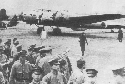 flying fortress captured
