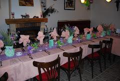 Salle de restaurant- Mariage, Bapteme, Communion, Anniversaire, Repas tout le occasions...