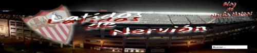 Mejor Blog Enero/2011: LATIDOS DE NERVIÓN.