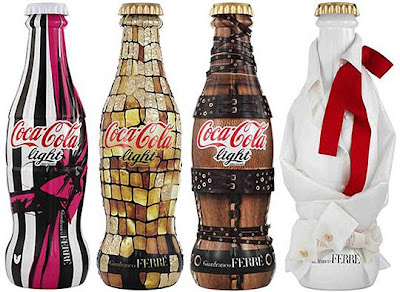 Coca Cola por Gianfranco Ferre