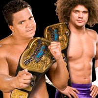 WWE TAG TEAM CHAMPIONS
