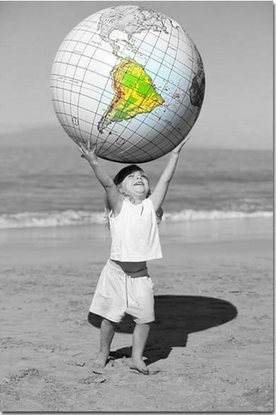 """""""O mundo pertence aqueles que acreditam na beleza dos seus sonhos"""""""