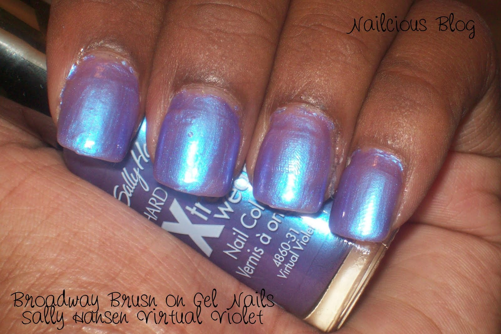 Gel Nail Fail ~ Nailicious