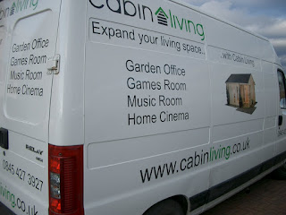 cabin living log cabin installers van