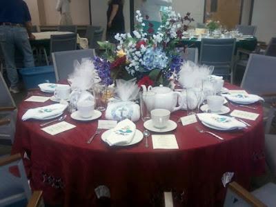 Kelly s ideas my alice in wonderland tea table