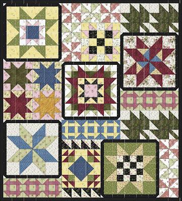 Quilt Blocks Galore 3