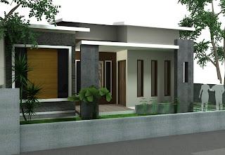 Rumah Minimalis Yudi Batara