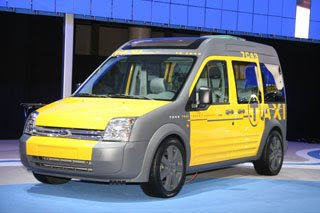 Ford transit Connect Taxi Concept-1