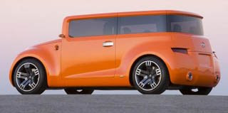 Scion Hako Coupe concept-2