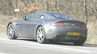 Aston Martin V12 Vantage RS-2