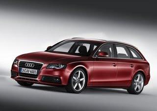 2009 Audi A4 2.0 TFSI-1