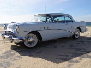 1954 Buick Century Riviera Model 66R2