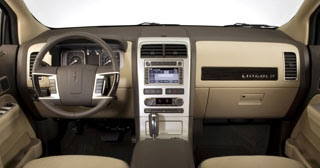 2008 Lincoln MKX-3