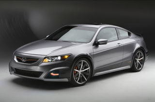 2007 Honda Accord HF-S Concept