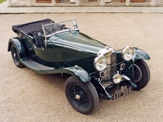 1934 Lagonda M45 Tourer