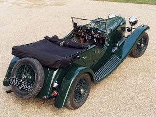 1934 Lagonda M45 Tourer-2