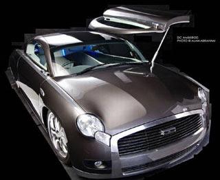 Ambierod car