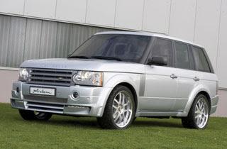 2008 Arden Range Rover AR7-2