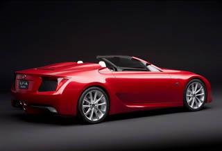 2008 Lexus LF-A Roadster Concept-2
