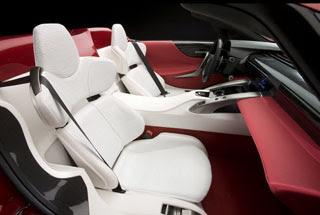 2008 Lexus LF-A Roadster Concept-3