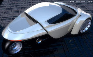 3-wheeled Electric Car-2