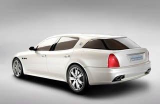 2008 Maserati Cinqueporte Concept-2