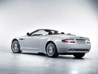 2008 Aston Martin DB9-2