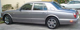 2006 Bentley Arnage R-2