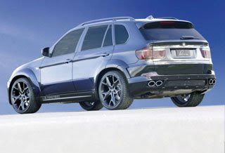 2008 Lumma Design BMW CLR X530-2