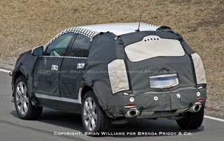 2010 Cadillac BRX Caught-2