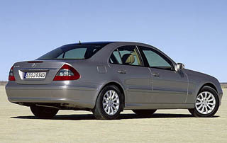 2008 Mercedes-Benz E-Class-2