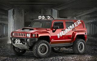 Hummer H3-1