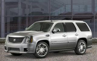 Cadillac Escalade Sport concept