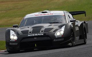 Nissan GT-R racer