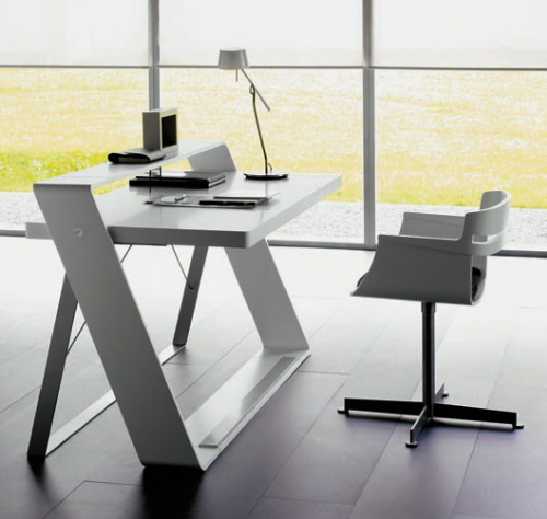 Office Desk Design more inspiration acrylic home office desks for a clearly fabulous