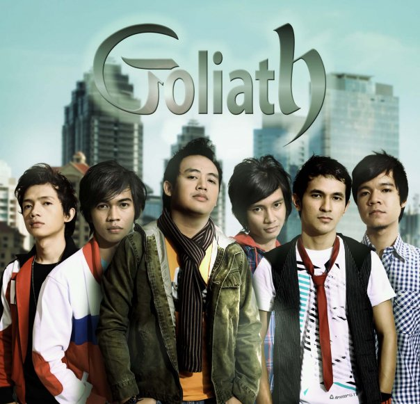 Lyric Chord Band Picture music Goliath