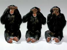 Ποιος θα εξακολουθήσει να μην βλέπει, να μην μιλά και να μην ακούει;