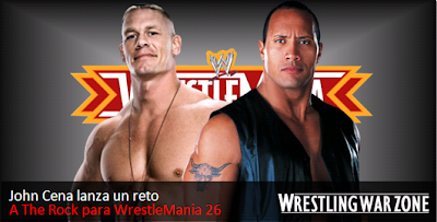 Cena, The Rock,WWE