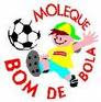 MOLEQUE BOM DE BOLA - 2014